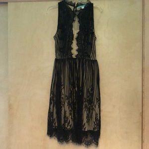 Francesca's Lace Dress